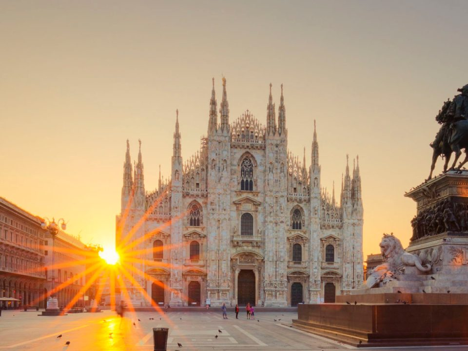 Italy-Milan-Duomo