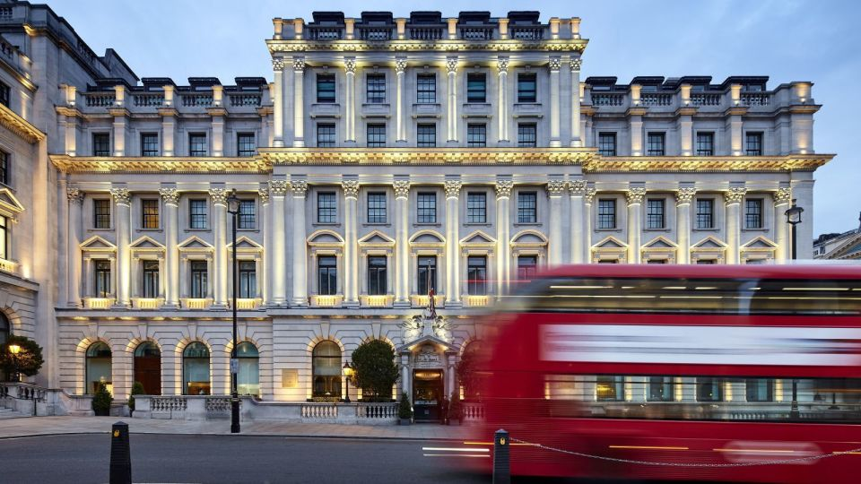 The Sofitel St. James in London, an Accor ALL hotel.