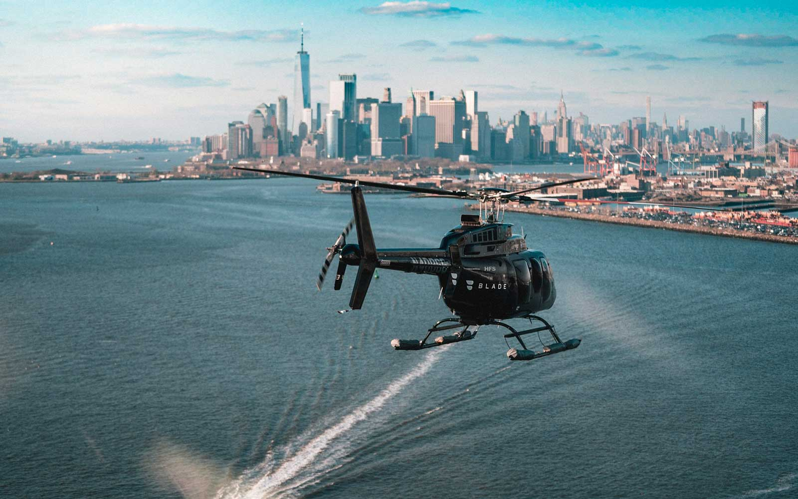Amazing: Chopper To JFK For $98 PP With Buy One Get One 'Blade' Deal
