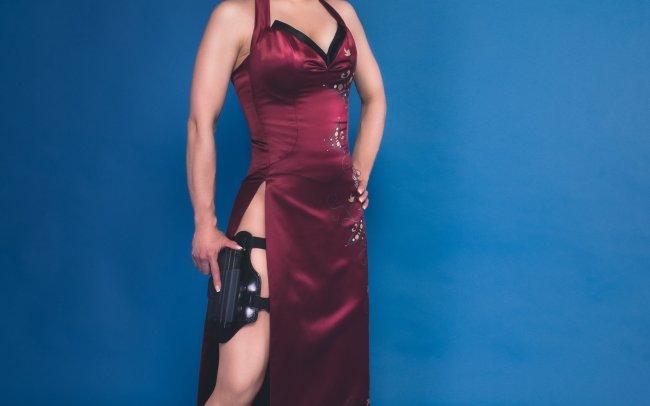 GSTQ Fashions: Ada Wong