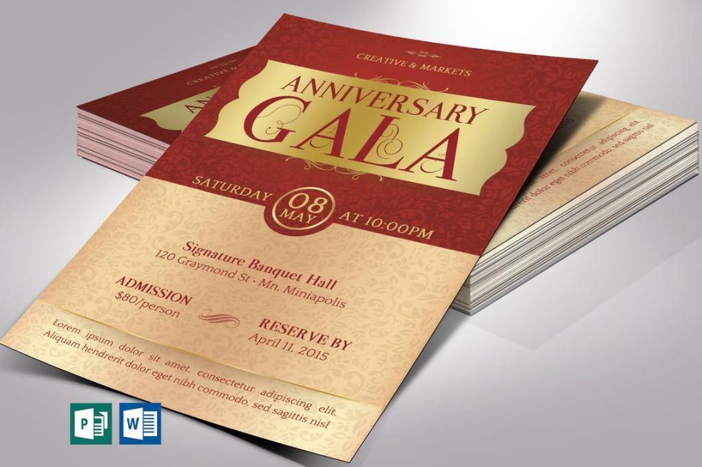 Invitation Print Templates