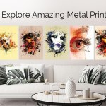 Empty Tomb Metal Poster by Godserv Designs