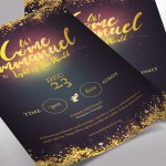 Emmanuel Christmas Flyer Word Publisher Template