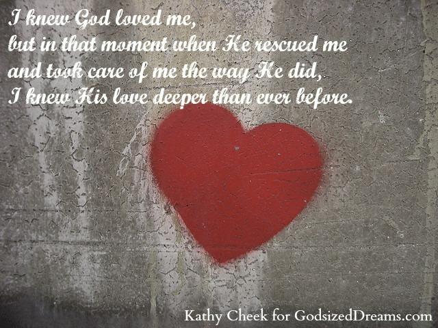 A God-Sized Love