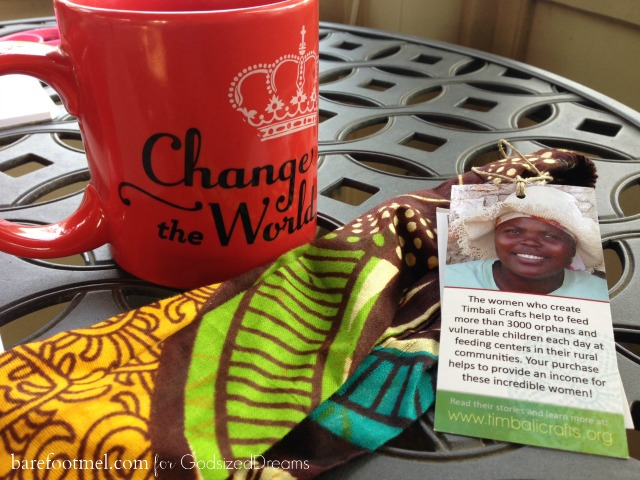 Mission Moments: Redeeming Stories With Fair Trade Friday