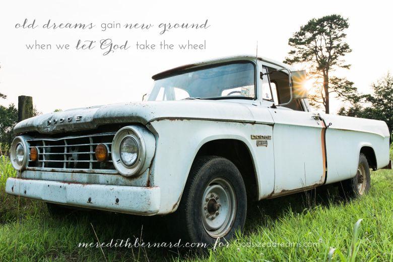 God Take the Wheel