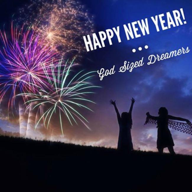 Happy New Year GSD