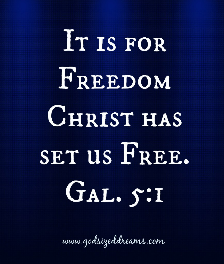 It Is For Freedom & The #DreamTogether Linkup