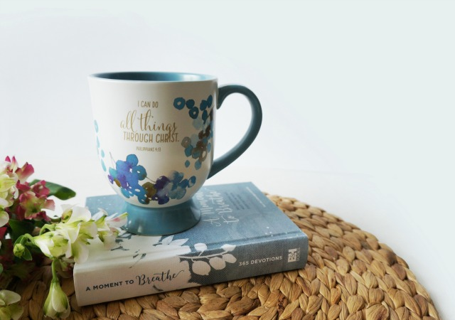 A Moment to Breathe and Free Mug
