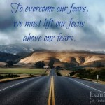 Overcoming Fear On The Journey