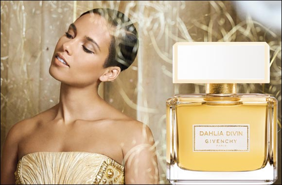 Image result for givenchy dahlia divin alicia keys