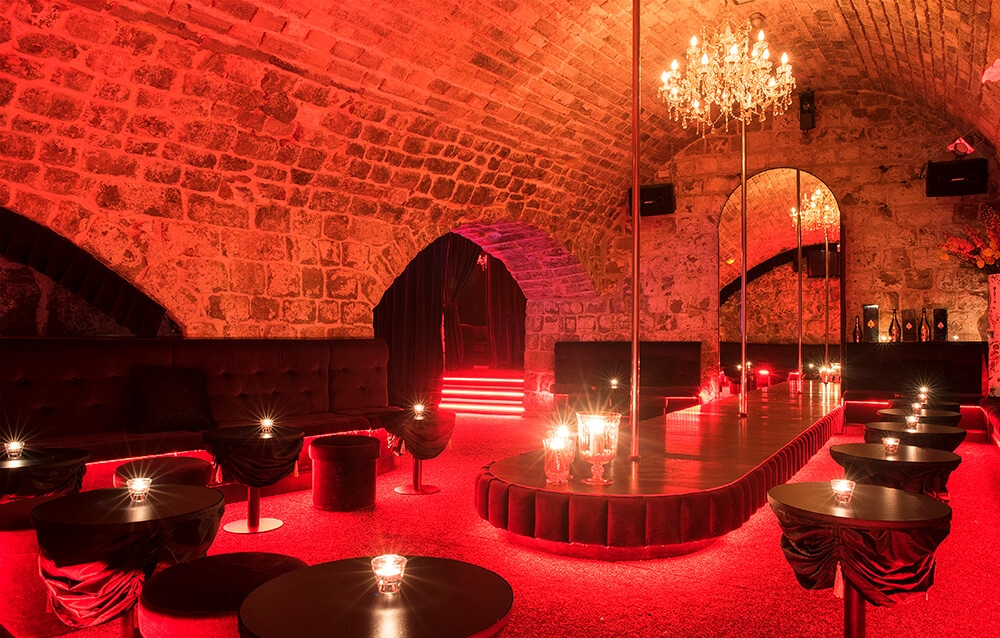 Mystique Gentlemens Club  Dubrovnik Travel Guide  Go Dubrovnik