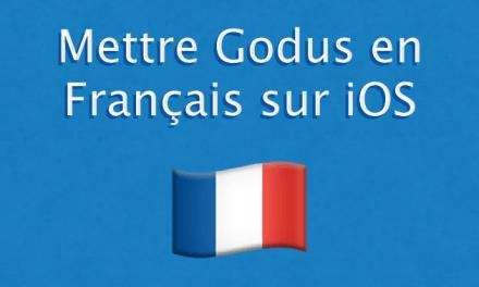 Mettre Godus en français sur iOS