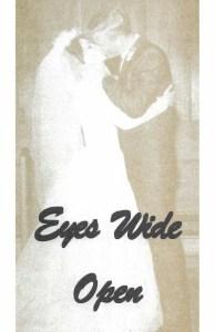 Eyes Wide Open I am Alive Booklet