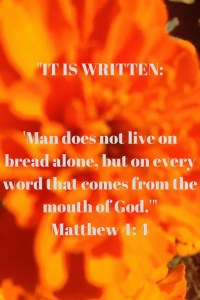 Jehovah Rapha healing