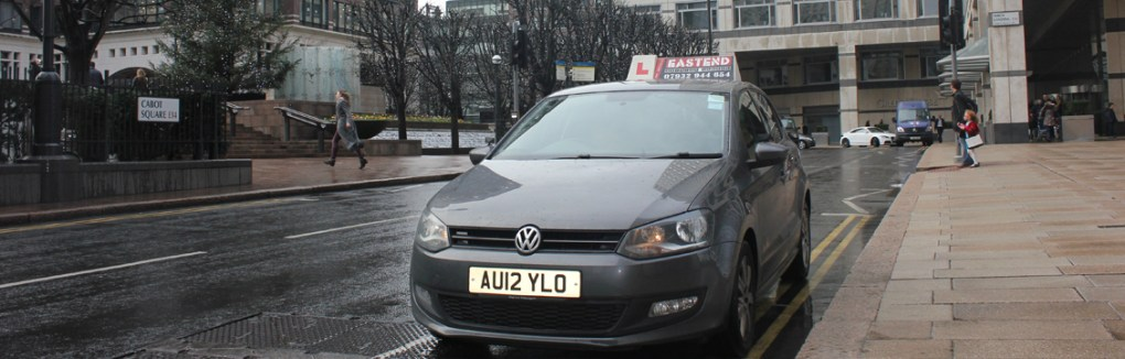 Intensive driving course in Docklands