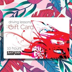 10 hours unique gift card Docklands