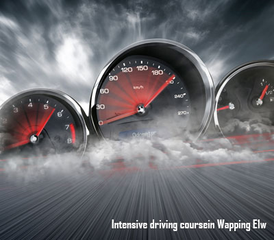 Intensive Driving Course by Wapping Driving School in East London