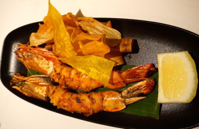 nigerian king prawns
