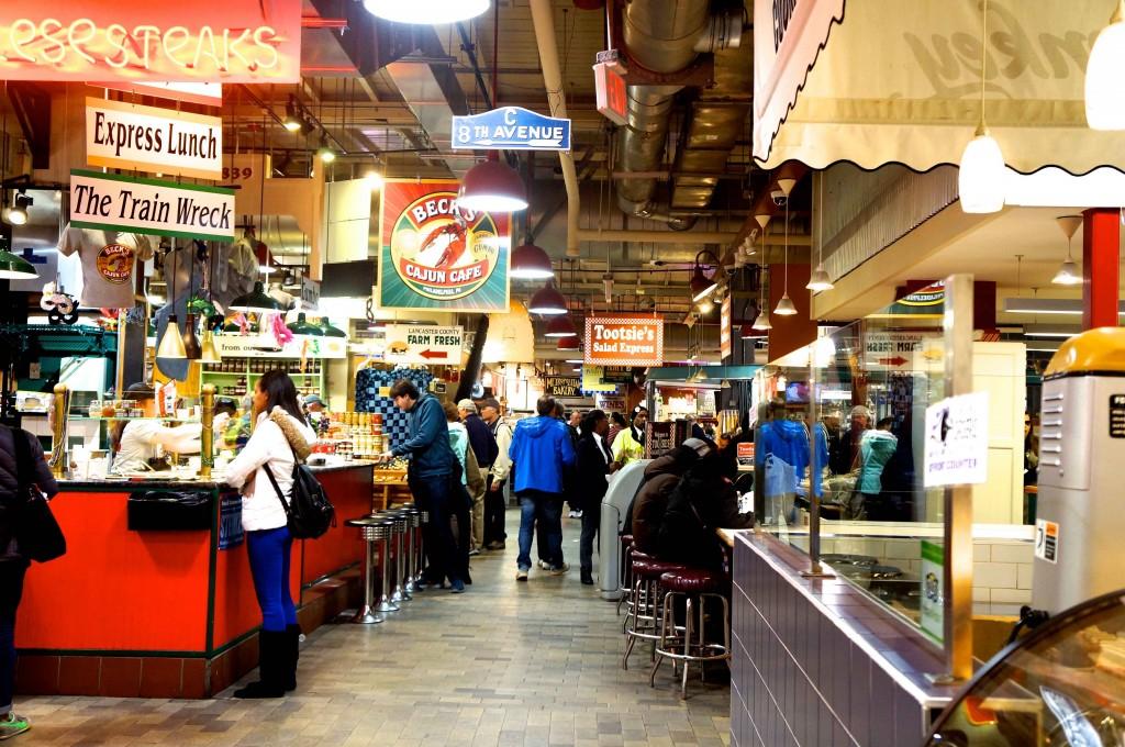 Reading Market Terminal philadelphia