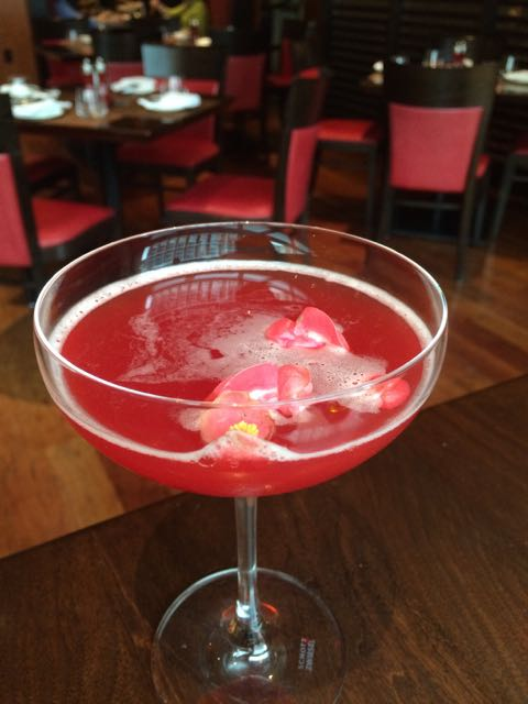 cherry blossom cocktail