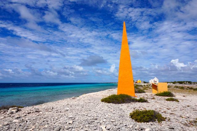 salt traders Bonaire