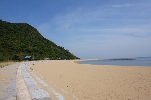 himeshima beach