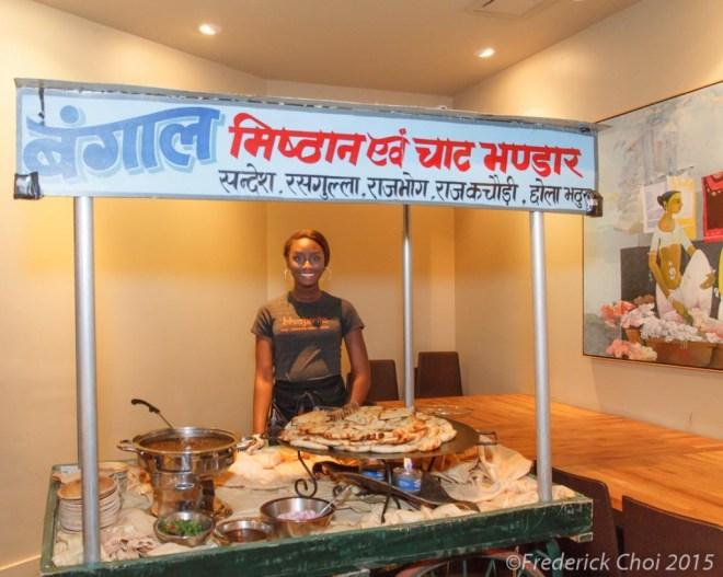 Destination India at Bhojanic