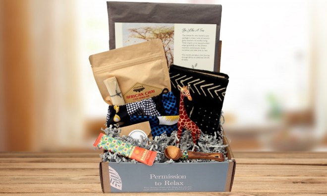 Pumeli November Box