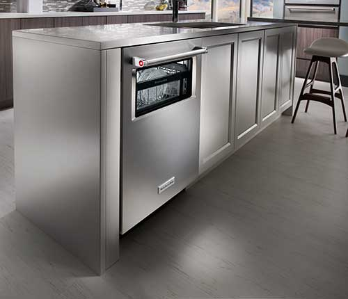 kitchen dishwashers outdoor kitchens on a budget dishwasher goemans appliances with over 60 leading brands we have large selection of family friendly that will help make your life easier from the quietest