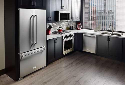 kitchen aid stove painted cabinets kitchenaid major appliances