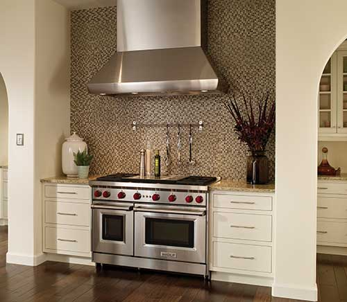 wolf kitchen ranges unfinished island distills legendary professional heritage power and finesse into cooking