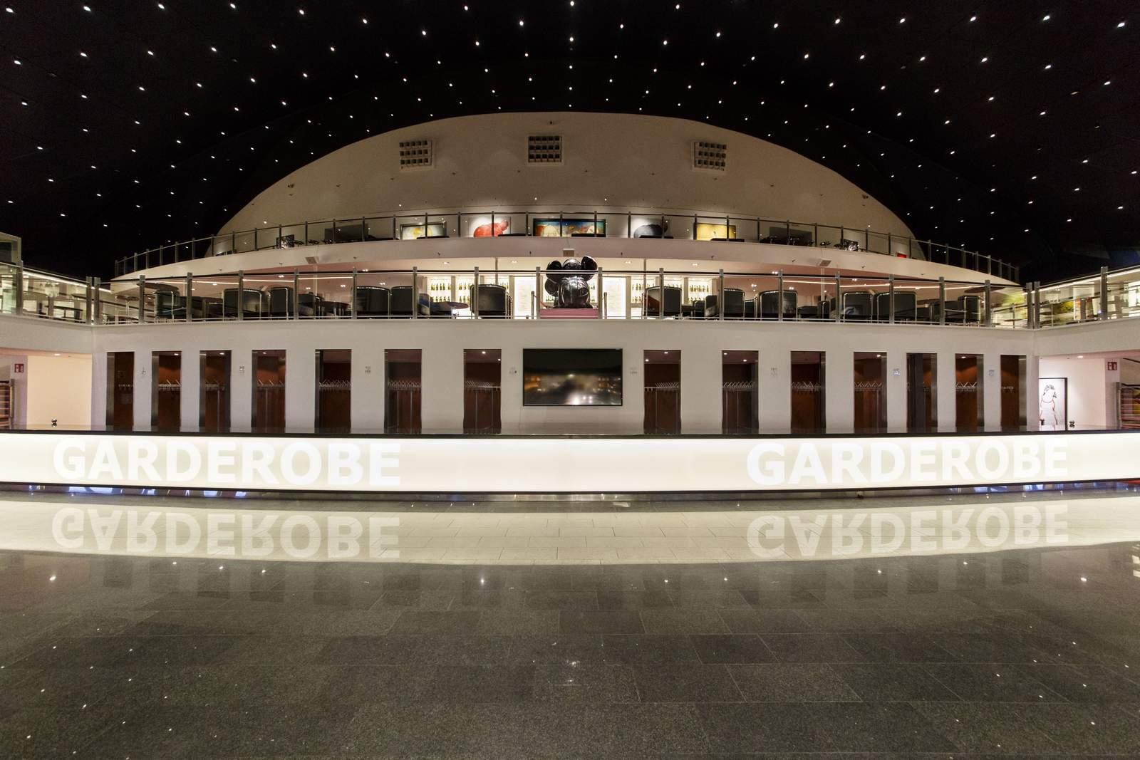 Theater im Hafen Produktions GmbH  gpotec  Licht