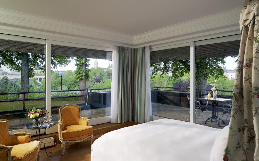 Htel Parc BelleVue  Goeres Hotels Luxembourg
