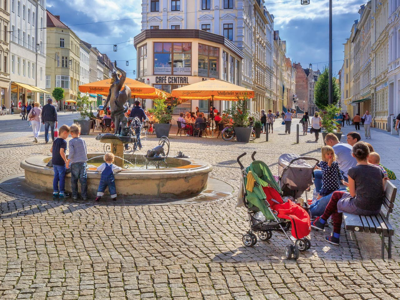 Die Stadt Grlitz  Meine Stadt Grlitz