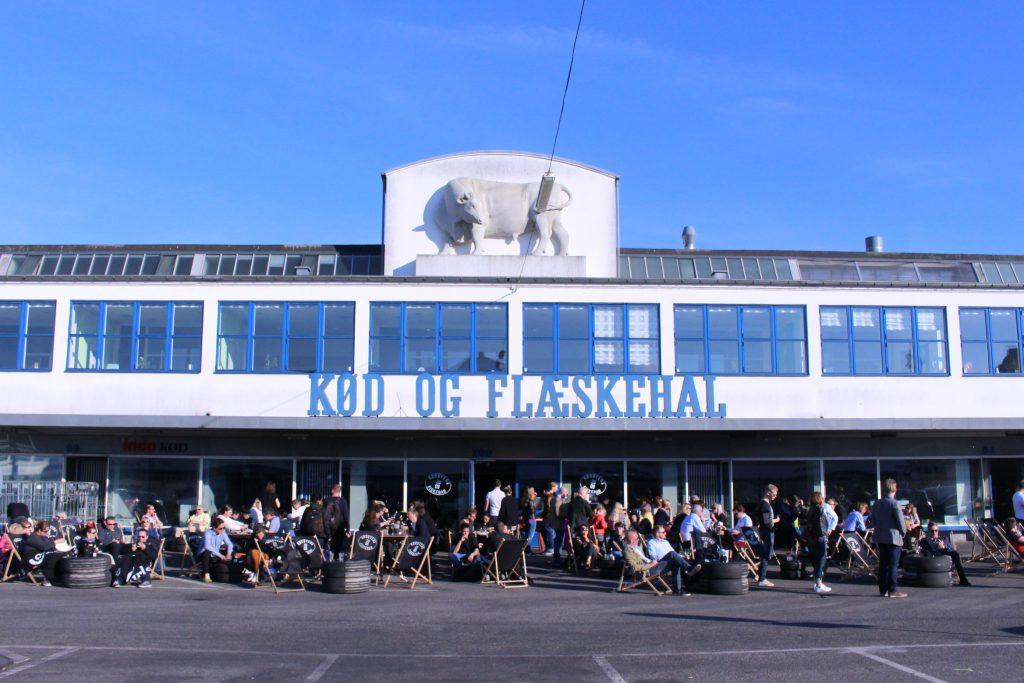 fisekbaren meatpacking district vestebro copenhagen kopenhagen citytrip