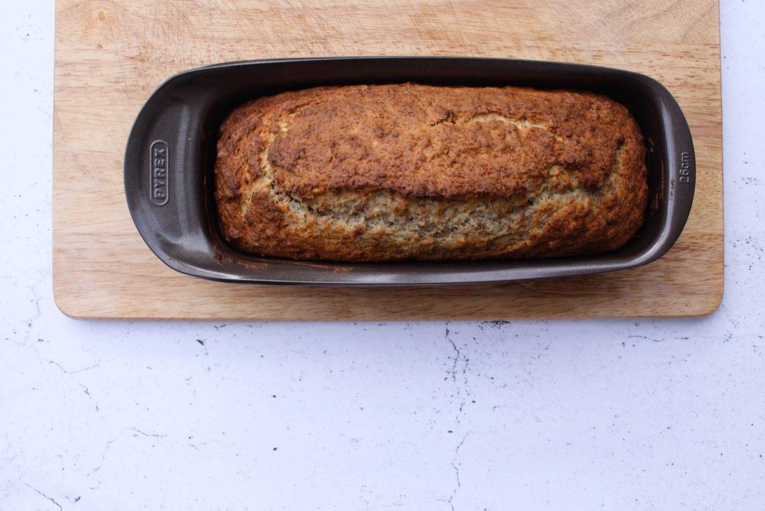bananabread banaanbrood pecannoten vanille canderel goestjes jozefien ryckx
