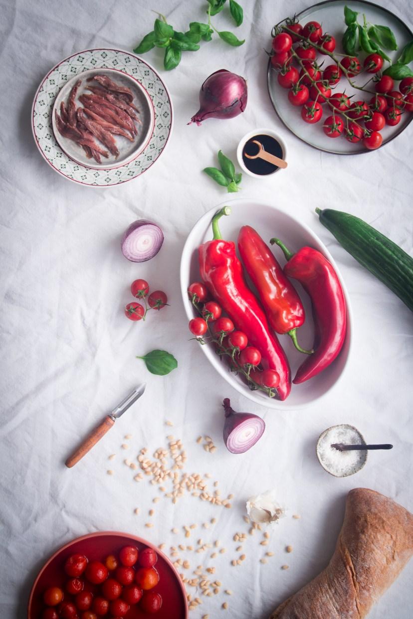panzanella italiaanse salade gezond broodsalade restjes italiaanse salade elvea goestjes jozefien ryckx