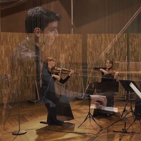Ludwig van Beethoven, Rondo WoO6 - Ishay Shaer & Klenke-Quartett