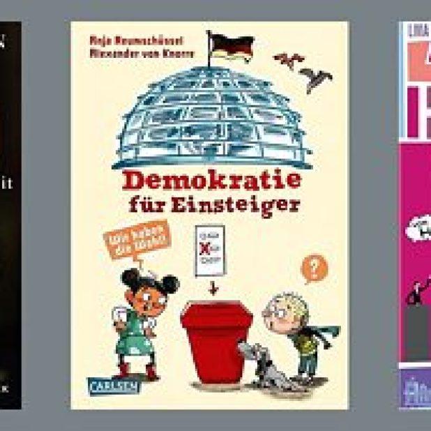 Sachbücher zur Bundestagswahl : Von Hä? zu Ah!