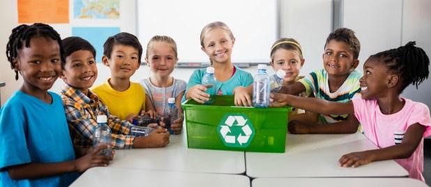 Einen nachhaltigen Lebensstil können auch Kinder schon lernen.
