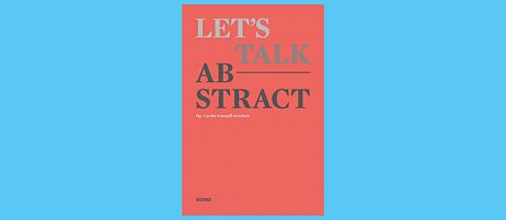 Buchcover: Let's talk abstract