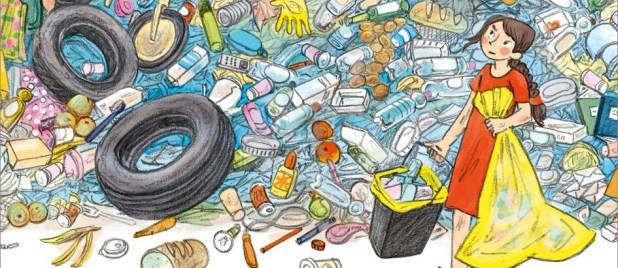 Müll, die lästigste Sache der Welt: Umweltthemen liegen 2019 nach wie vor im Trend.