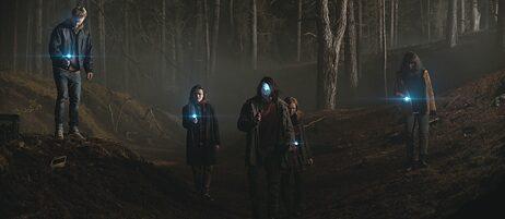 """""""Wer 'Dark' versteht, der kann auch durch Null teilen"""": Die Mysteryserie lässt viele Zuschauer*innen ratlos zurück."""