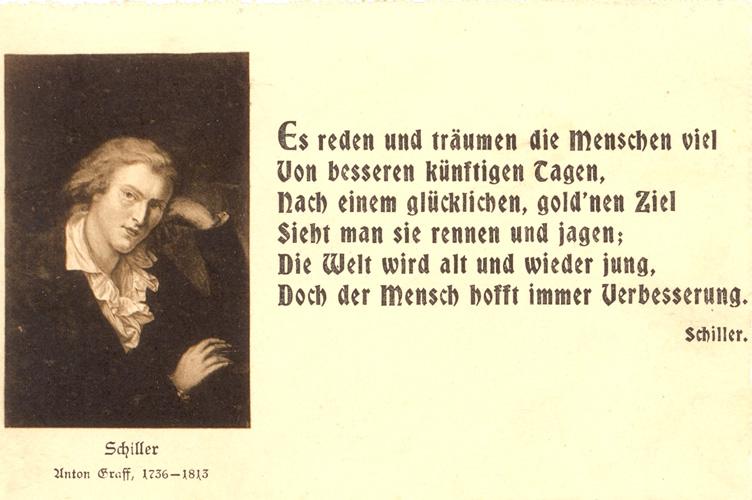Geburtstag Gedicht Goethe Geburtstagsspruche