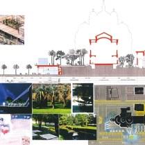 Concours Esplanade de la Major-projet