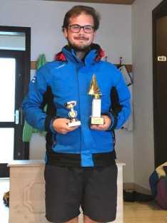 Sieger Clubmeister Steuermann - Moritz Röring