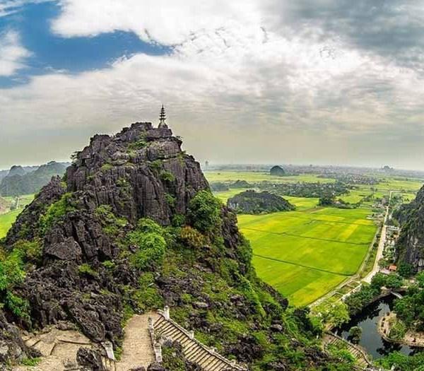 Mua cave, Ninh Binh, Vietnam (Vietnam National Tourism Year 2021)