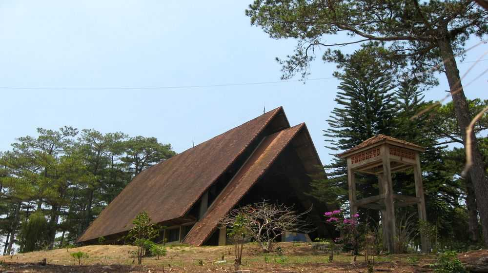 Cam Ly Church in Da Lat