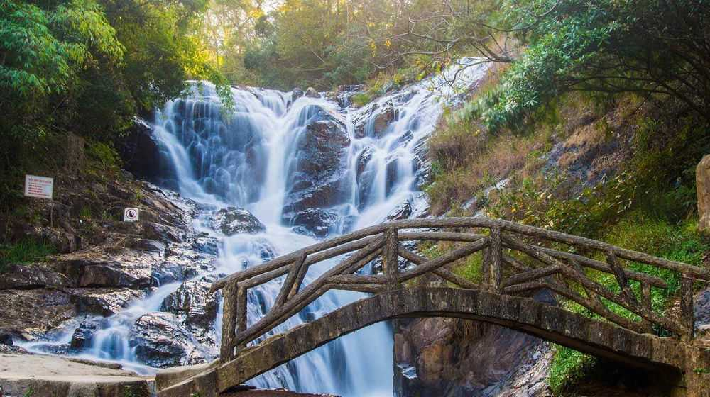 Datanla Waterfall in Da Lat